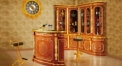 luxury Italy style wood carving Cocktail cabinet, bar counter