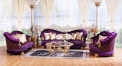 luxury European style woodcarving sofa set,center Table, Side Table