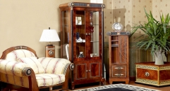 luxury new classical style wood carving 2 door showcase, cabinet, cupboard, sideboard