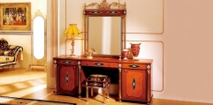 luxury classical Gold 24K style dresser set