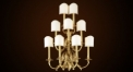 9 Lights Sconce Wall Lamp