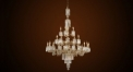 Luxury antique crystal chandelier,lighting,pendent lamp
