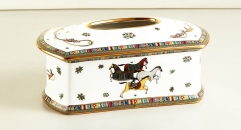 royal art display horse tissue box