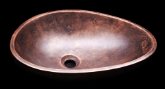 Easter-egg Bronze Sink