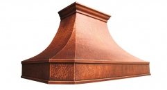 Wall Mounted Copper Range Hood
