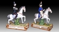 couples rider (porcelain art)