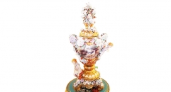 beauty angel floral trophy