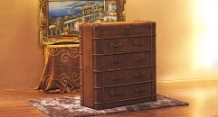 Antique trunk, chest