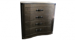 chest of drawers, 4 drawers, trunk, end table, night table