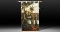 European style landscape hanging art painting