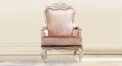 New classical high back armchair