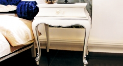 New classical night table, bedside table