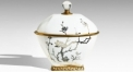 White Porcelain Decorative Jar Refined Art