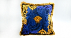 20''/ 27'' Imperial Top Quality Sofa Cushion Luxury Medusa Decorative Soft Pillow