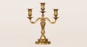 classical style candle holder, luxury 100% copper candlestick