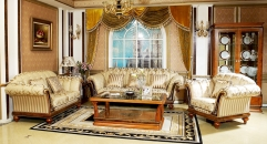 luxury modern design high quality sofa set
