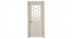 European style new design wooden door