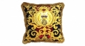 20''/ 27'' Imperial Top Quality Sofa Cushion Luxury Crown Decorative Soft Pillow