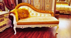 European Style Luxury Chaise Lounge